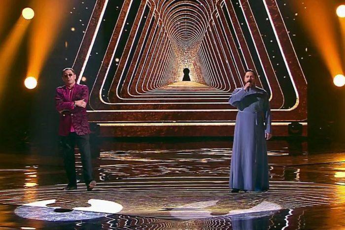 """Выступление в финале 4-го сезона """"Голос"""". Песня """"Лабиринт"""""""