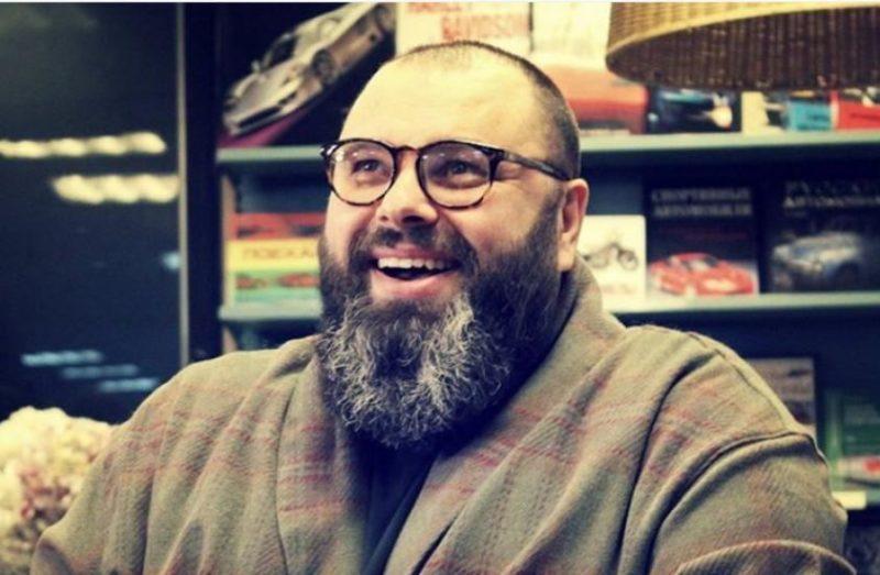 Фадеев - очень открытый и позитивный человек