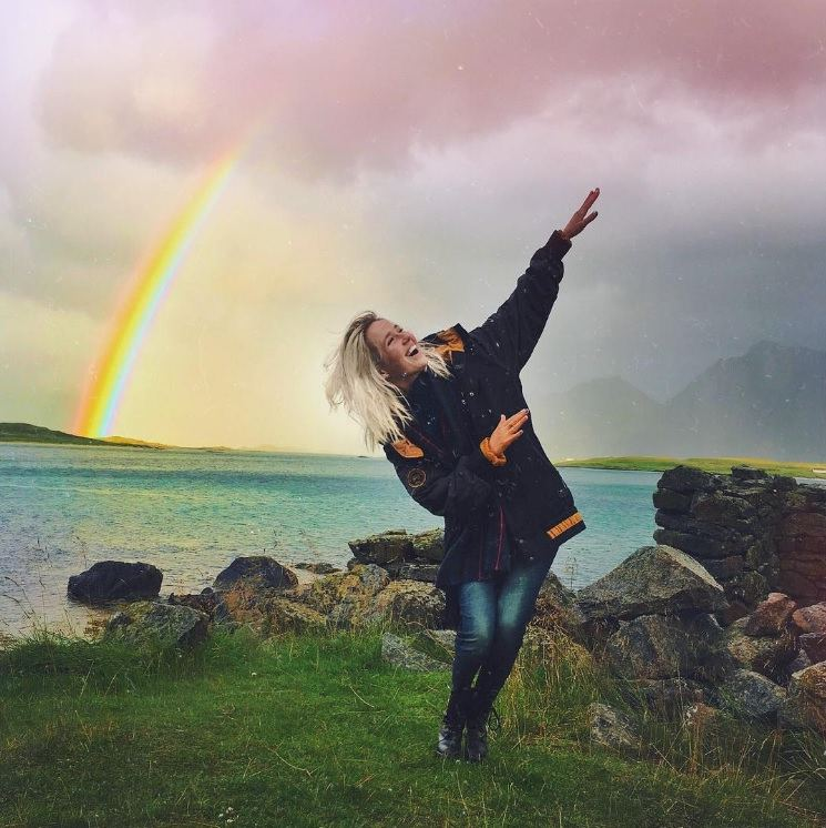 "Клава Кока ""Прости"": чарующий клип из Норвегии"