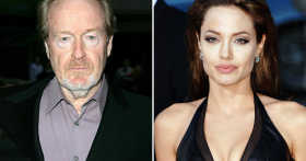 Ридли Скотт предложит Анджелине Джоли главную роль в фильме «Консультант»