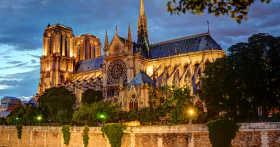 «А что следующее?»: реакция российских звезд на сгоревший собор Парижской Богоматери