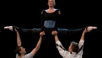 Неизвестные публике исполнители современного балета, получали не меньше аплодисментов, чем Волочкова