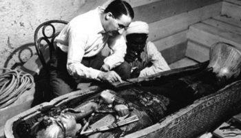 Открытие гробницы Тутанхамона — Что? Где? Когда?