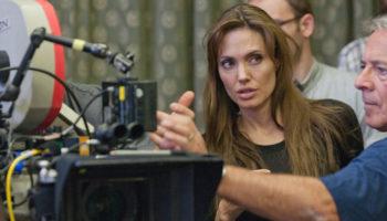 Режиссерский дебют Анджелины Джоли