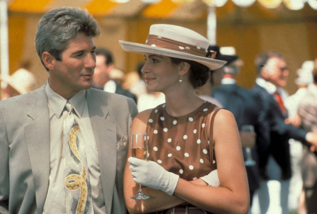 julia roberts, richard gere Directed by Garry Marshall