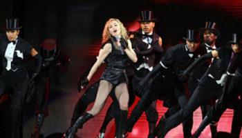 Мадонне вновь грозит реальная опасность