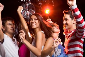 клубная дискотека 2015