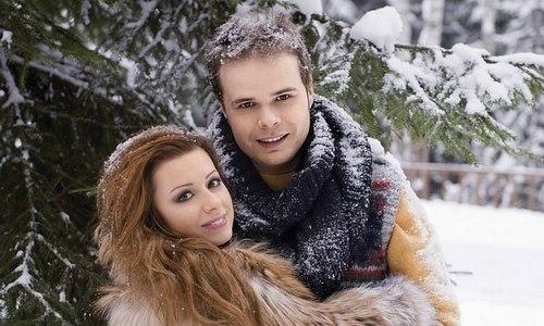 Александр Аршинов и Юлия Савичева