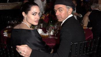 Бог любит троицу – мужья Анджелины Джоли