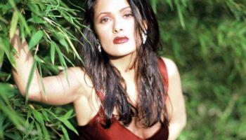 Сальма Хайек — биография одной из самых красивых мексиканских актрис