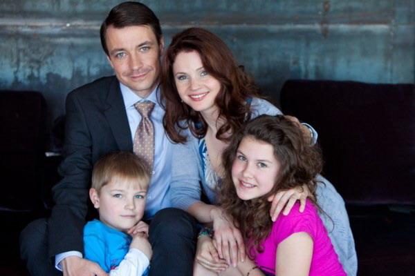 Семейная жизнь Кирилла Гребенщикова
