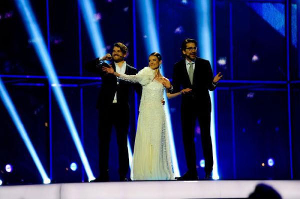 евровидение 1- полуфинал 2014