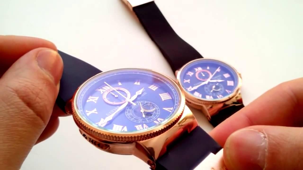 Какие часы носят в Голливуде?
