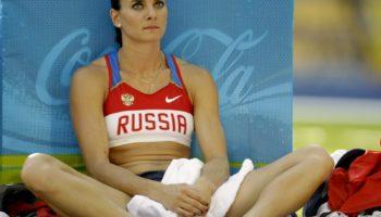 Елена Исинбаеа дала волю чувствам: крах мечты о последней олимпиаде легенды Российского спорта