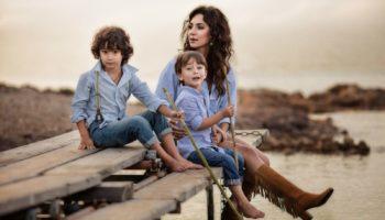 Певица Зара отпраздновала 33-летие в семейном кругу