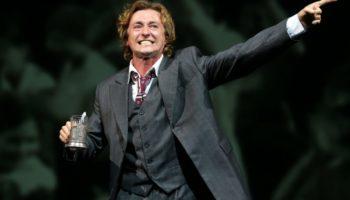 Сергей Безруков: биография и личная жизнь прекрасного актёра