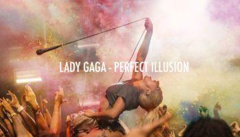 """Леди Гага """"Perfect illusion"""" – шикарный заглавный трек с будущего альбома"""