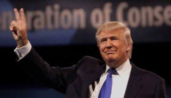 Дональд Трамп — новый, 45-ый президент США