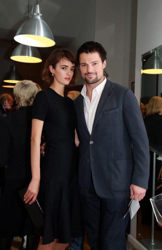 Новая пассия актёра, модель Ольга Зуева