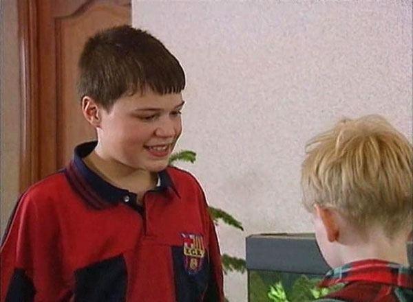 """Пухлый вредный мальчишка из """"Простых истин"""" - будущий красавец Козловский"""
