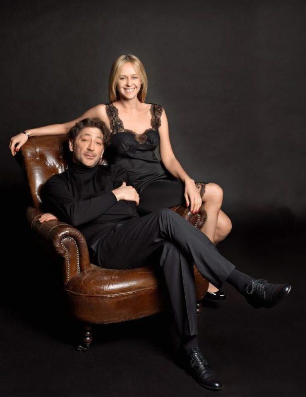 Григорий с женой Анной