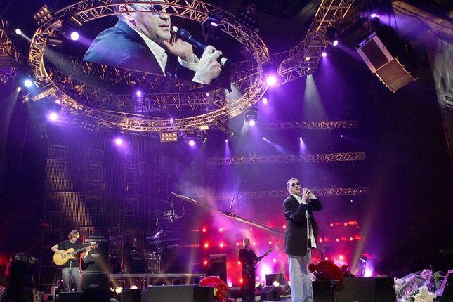"""Шикарная презентация альбома """"В центре Земли"""". !6 ноября 2006 года"""