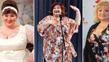 10 стремительно похудевших российских звёзд