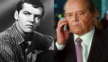 Такими мы их даже не помним: как выглядели американские актеры в своих первых фильмах