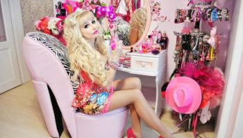 Татьяна Тузова – русская кукла Барби