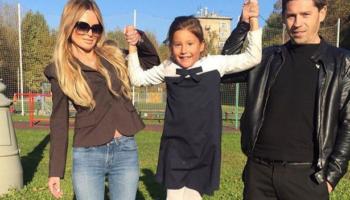 Папа лучше: звездные пары, чьи дети после развода остались жить с отцами